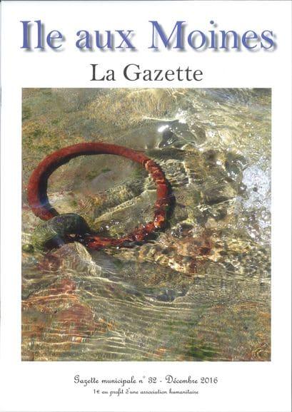 Gazette n°32 ile-aux-moines