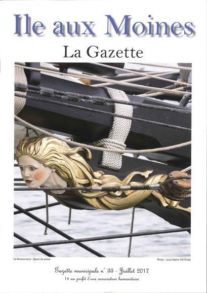 Gazette n°33 ile-aux-moines