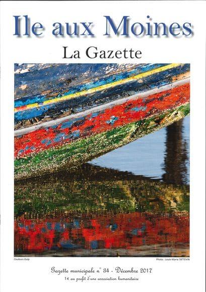 Gazette n°34 ile-aux-moines