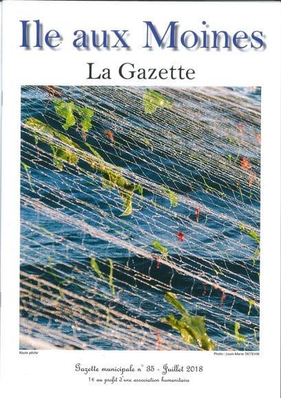 Gazette n°35 ile-aux-moines
