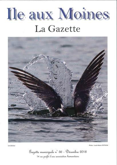 Gazette n°36 ile-aux-moines