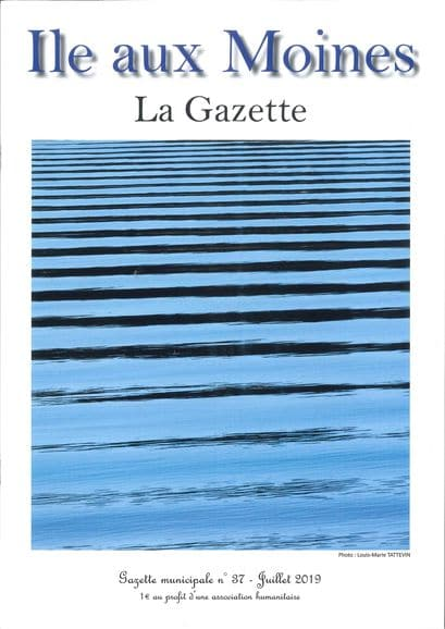 Gazette n°37 ile-aux-moines