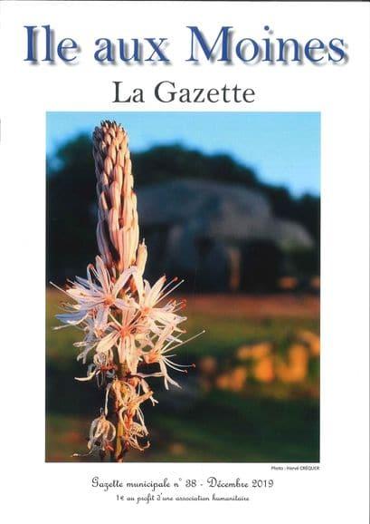 Gazette 38 ile-aux-moines