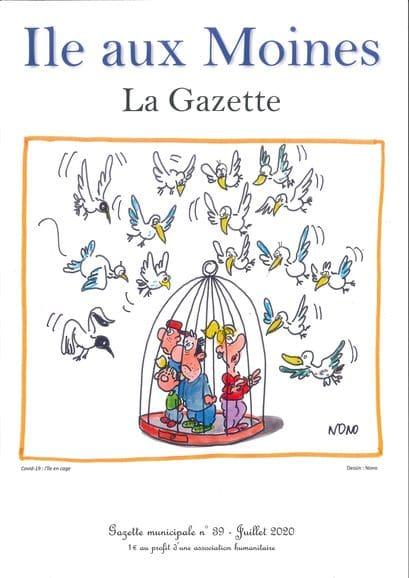 Gazette n°39 ile-aux-moines