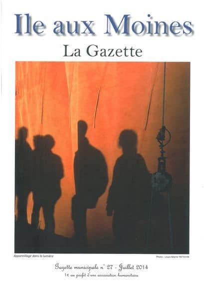 Gazette n°27 - juillet 2014