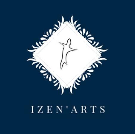 logo association izenart île-aux-moines