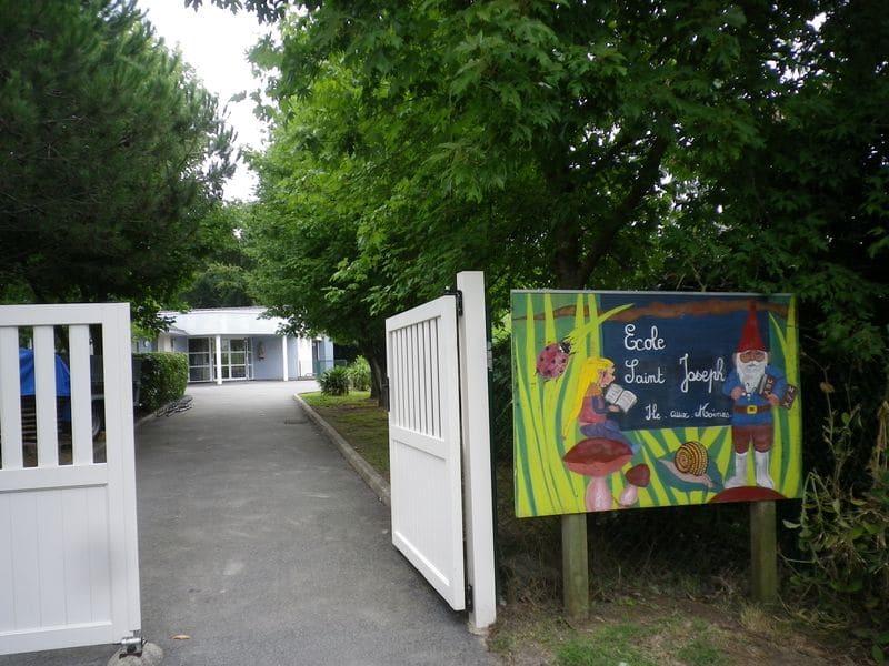 Ecole primaire école saint joseph île-aux-moines