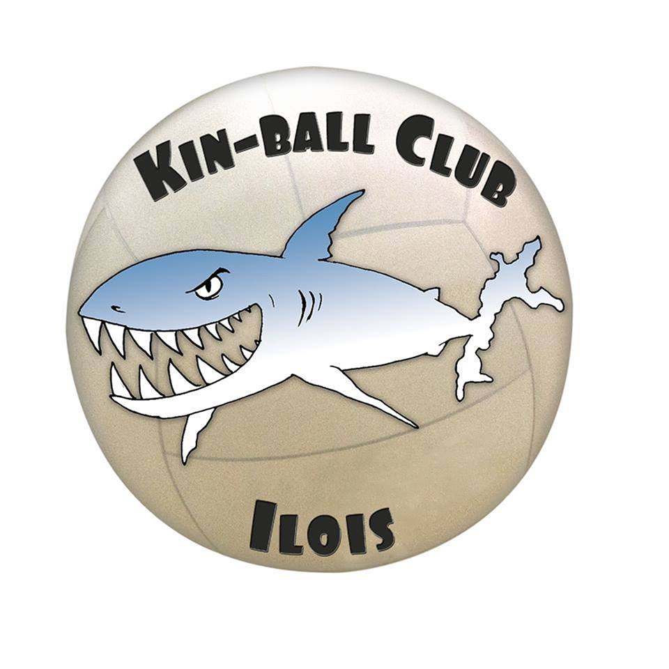 logo association kin ball club île-aux-moines