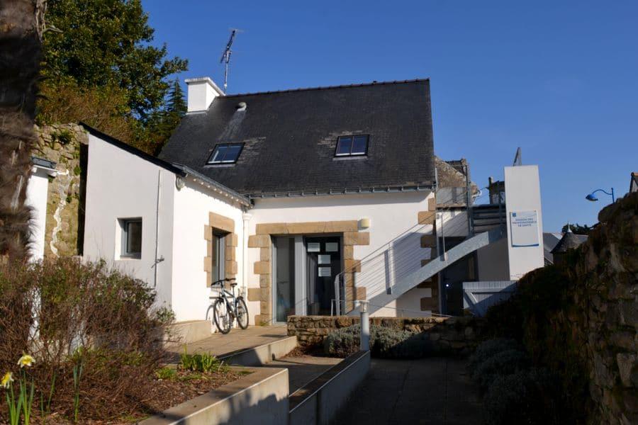Maison médicale de l' île-aux-moines
