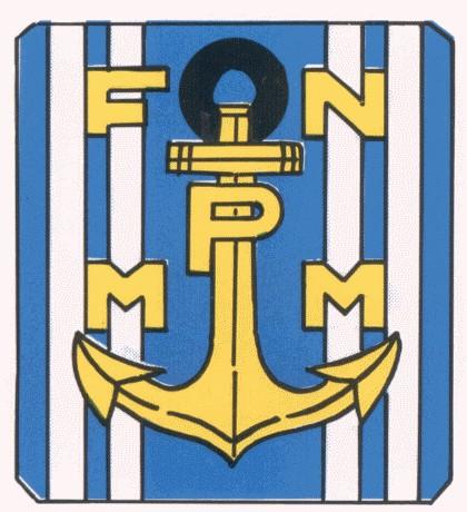 Logo association marine marchande île-aux-moines