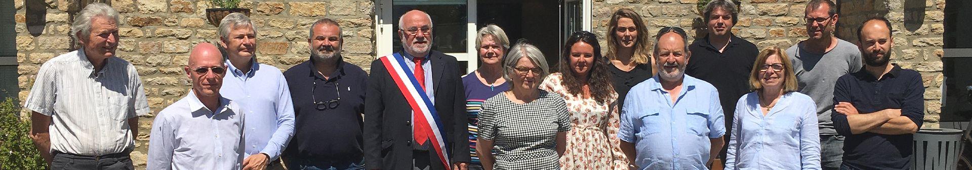 Conseil municipal île-aux-moines - slider