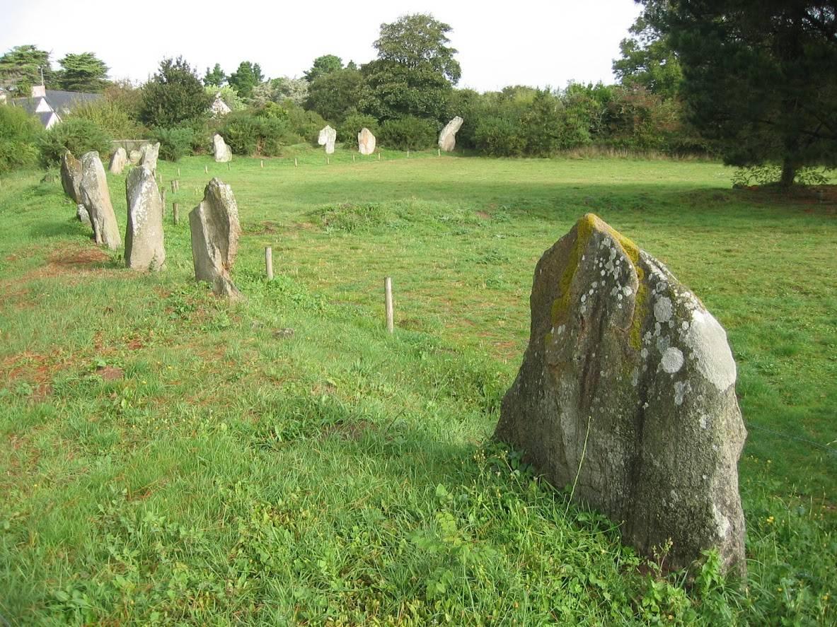 Megalithique de Kergonan
